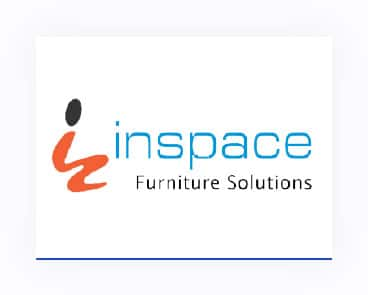 Official logo of Inspace Furniture Solutions