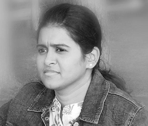Picture of expert web designer - Monica