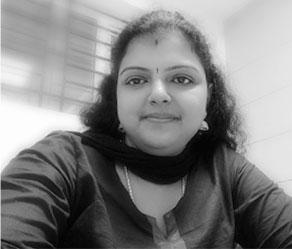 Picture of expert web designer - Priya Mukerjee