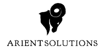 Logo of Arient Solutions