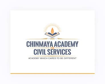 Official Logo of Chinmaya Academy for Civil Services